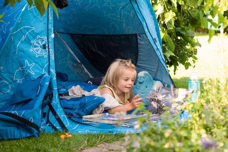 Baby Kind und Meer Schlafsack outdoorer Dream Sailor 9