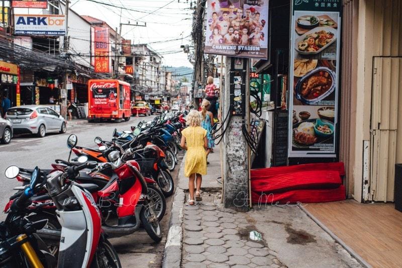 Thailand Koh Samui mit Kindern 116