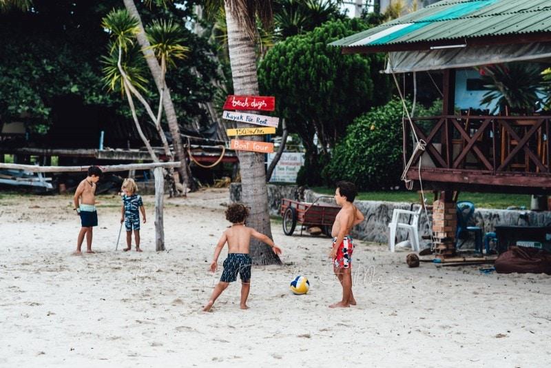 Thailand Koh Samui mit Kindern 171