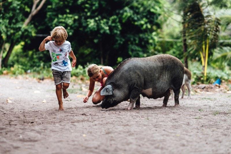 Thailand Koh Samui mit Kindern 179