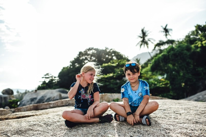 Thailand Koh Samui mit Kindern 211