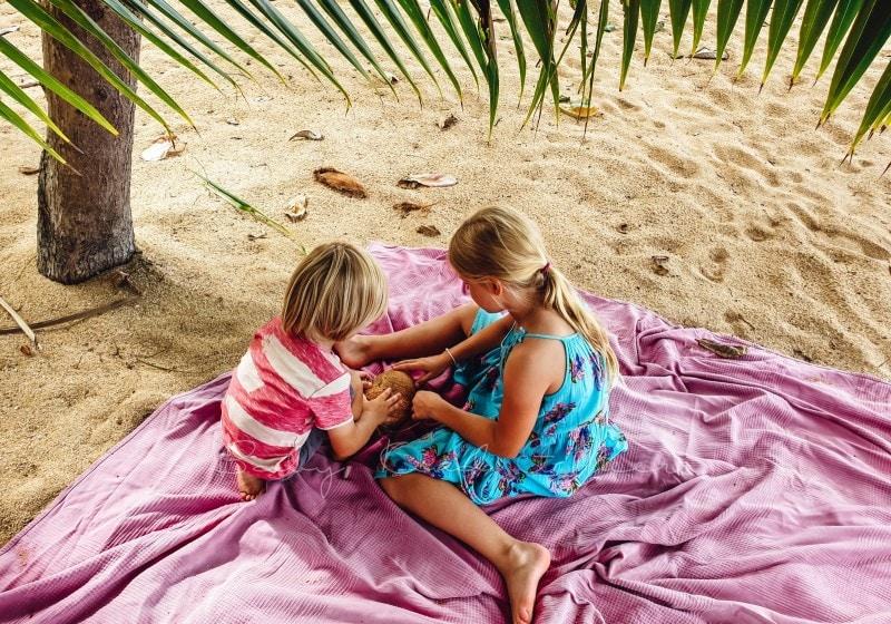 Thailand Koh Samui mit Kindern 255