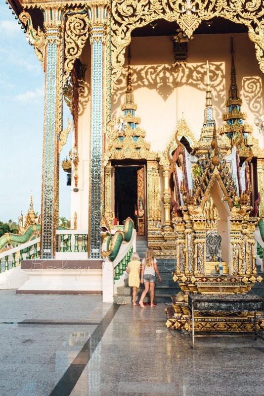 Thailand Koh Samui mit Kindern 67
