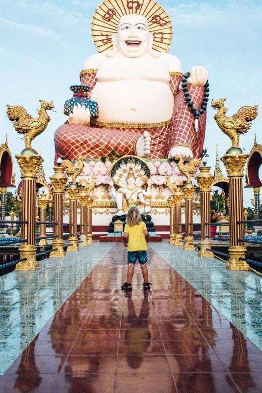 Thailand Koh Samui mit Kindern 70
