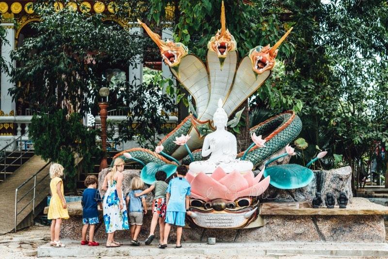 Thailand Koh Samui mit Kindern 88