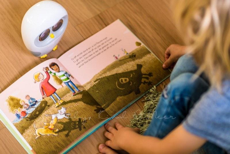 LUKA® DER VORLESE FREUND FÜR KINDER Spielzeug, Deko