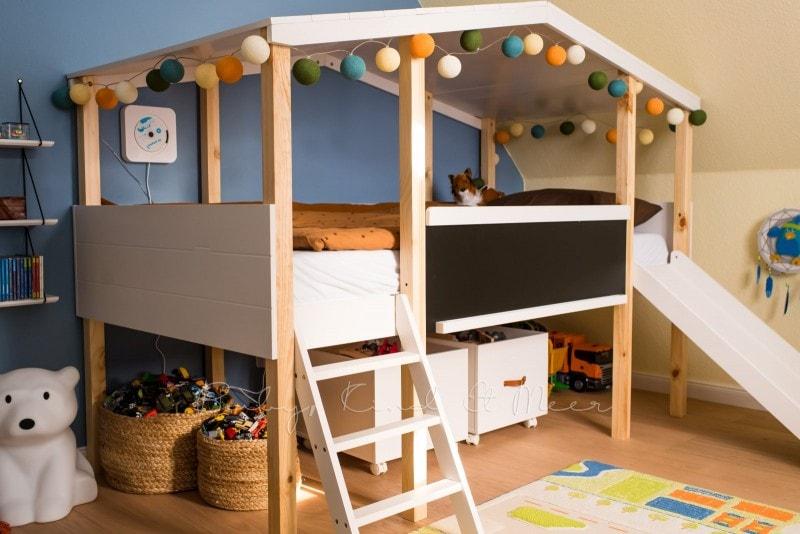 Roomtour Toms neues Kinderzimmer 1