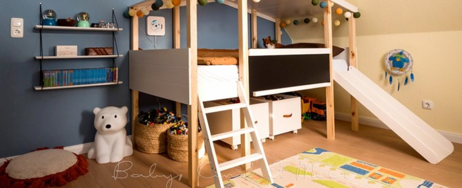 Roomtour Toms neues Kinderzimmer 66