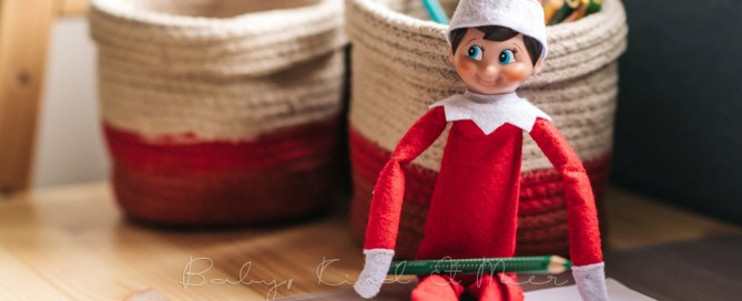 The Elf on the Shelf 3