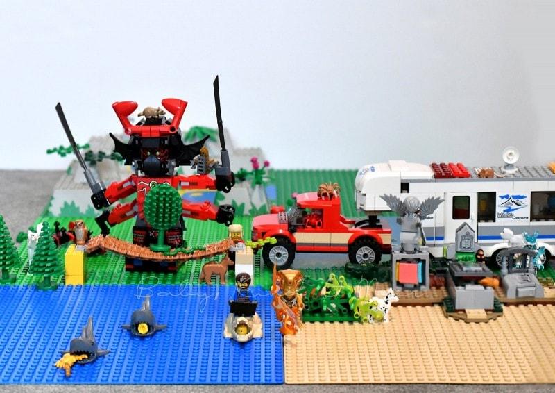 Lego Wimmelbuch selber machen 10
