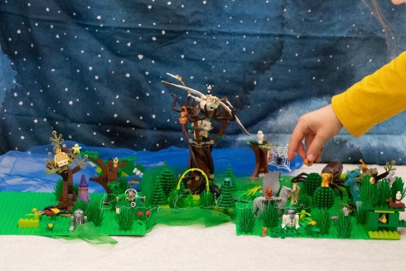 Lego Wimmelbuch selber machen 13