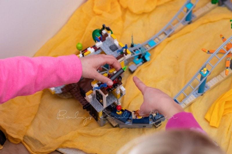 Lego Wimmelbuch selber machen 14