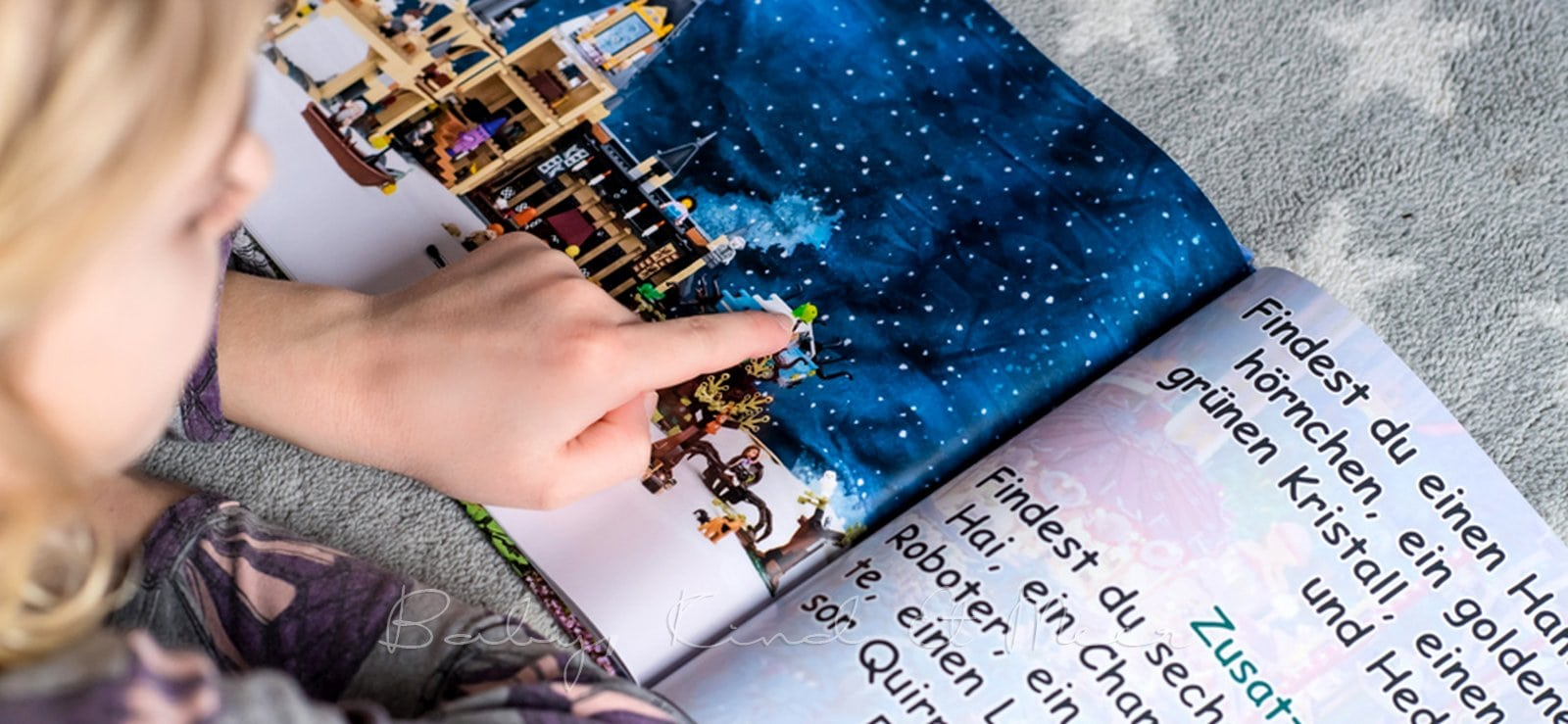Lego Wimmelbuch selber machen 20