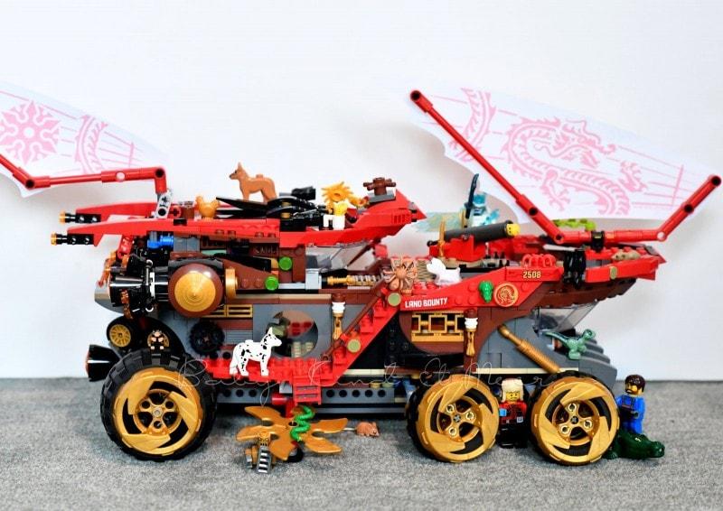 Lego Wimmelbuch selber machen 8