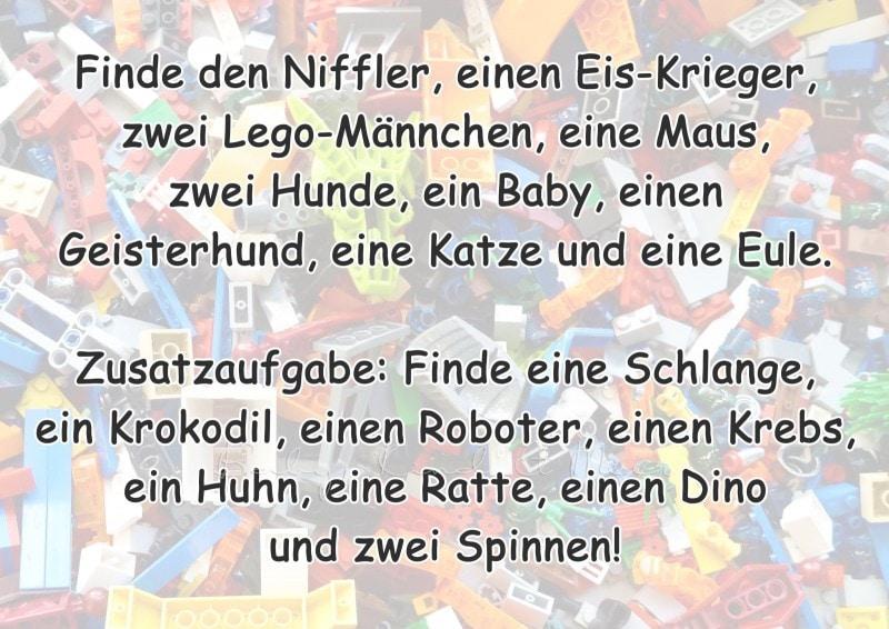 Lego Wimmelbuch selber machen 9