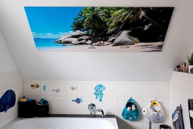Badezimmer Roomtour babykindundmeer 7