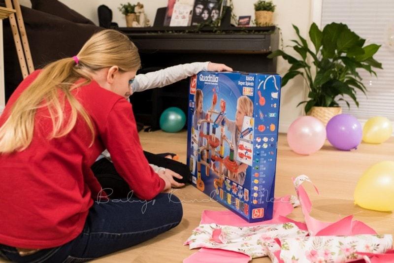 Lottes 8 Geburtstag Zauberwald Party babykindundmeer 11