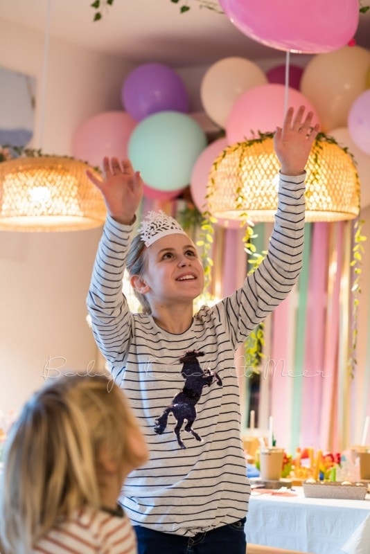 Lottes 8 Geburtstag Zauberwald Party babykindundmeer 30