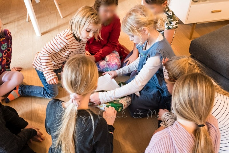 Lottes 8 Geburtstag Zauberwald Party babykindundmeer 49