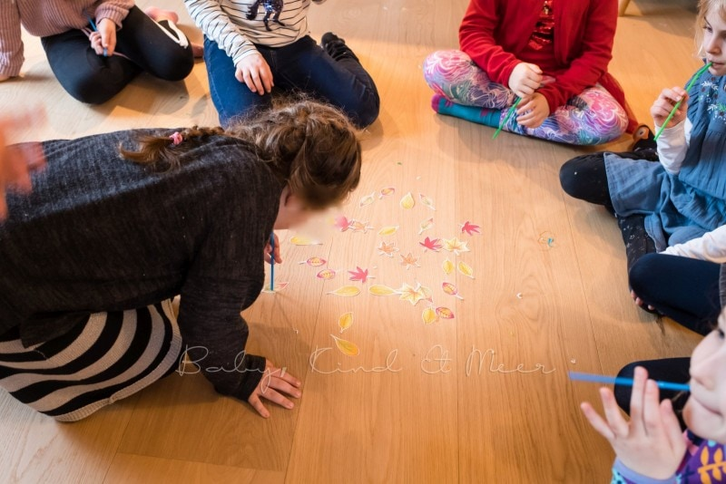 Lottes 8 Geburtstag Zauberwald Party babykindundmeer 56