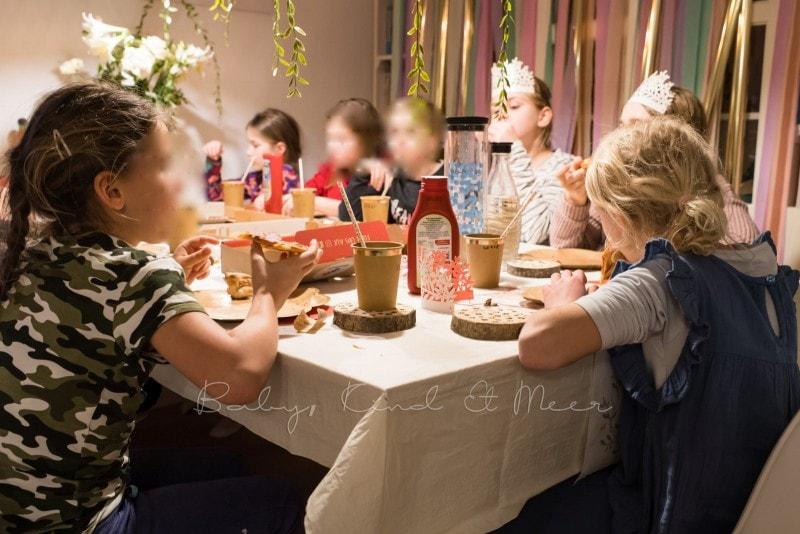 Lottes 8 Geburtstag Zauberwald Party babykindundmeer 6