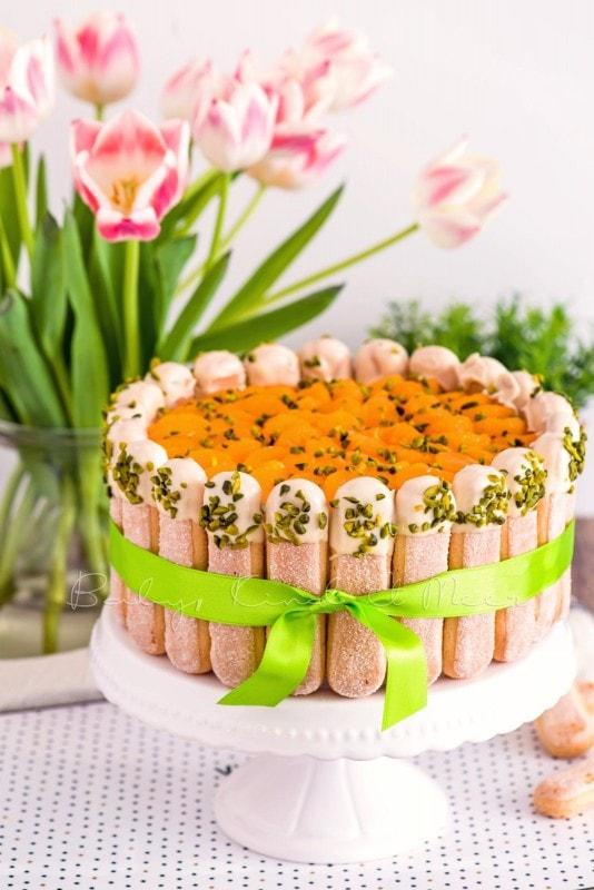 Mandarinen Mascarpone Tiramisu Torte babykindundmeer 1