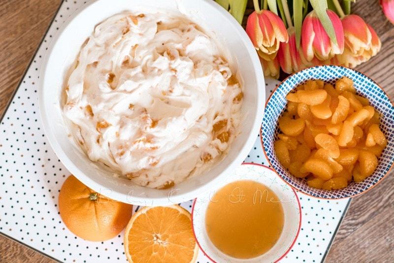 Mandarinen Mascarpone Tiramisu Torte babykindundmeer 10