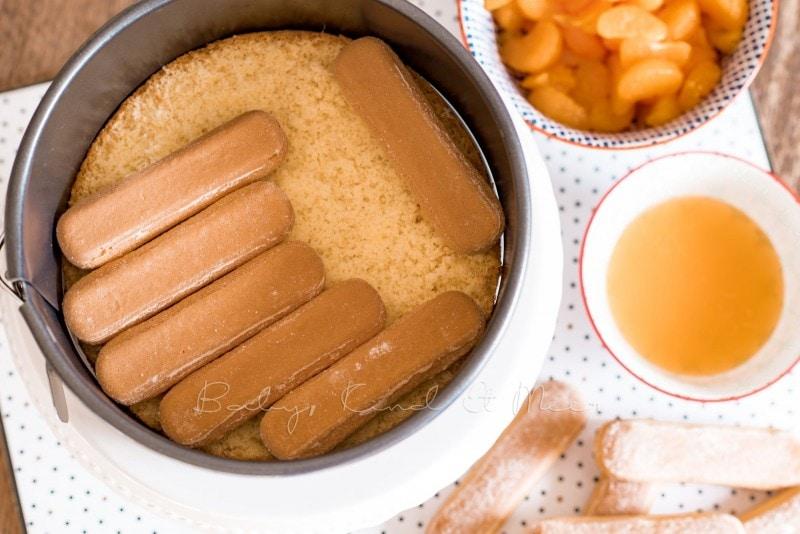 Mandarinen Mascarpone Tiramisu Torte babykindundmeer 11