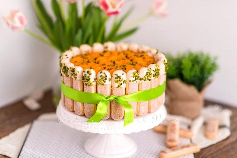 Mandarinen Mascarpone Tiramisu Torte babykindundmeer 16