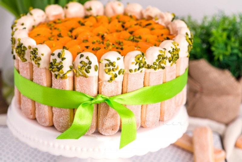 Mandarinen Mascarpone Tiramisu Torte babykindundmeer 17