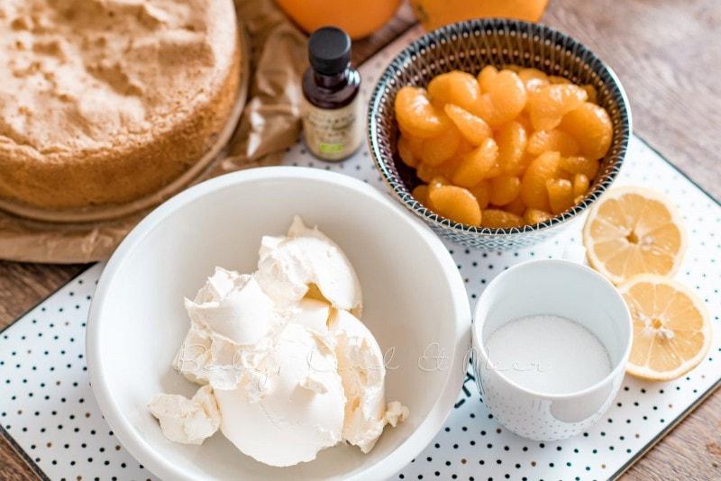 Mandarinen Mascarpone Tiramisu Torte babykindundmeer 8
