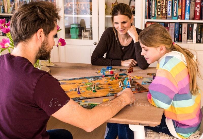 Stammtisch Familientisch 5
