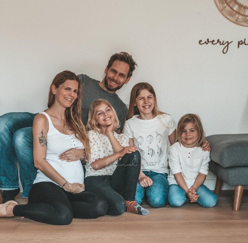 Familie Babybauch 22. SSW