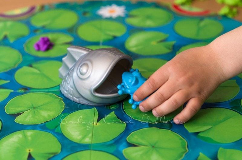 SmartGames Fisch Alarm im Froschteich 5