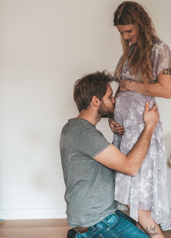Abschied in Babypause schwanger babykindundmeer 4