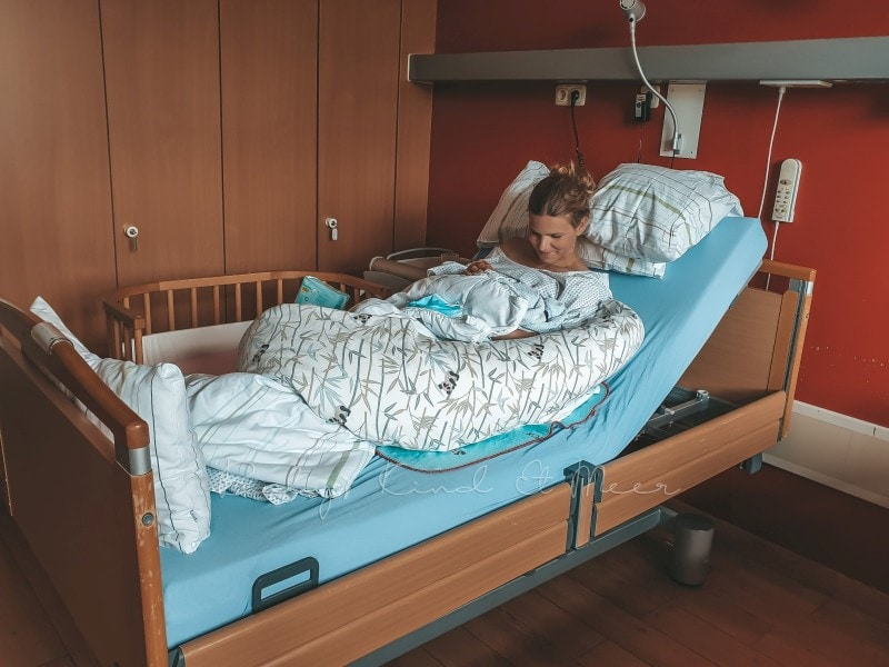 Piets Geburt babykindundmeer 21