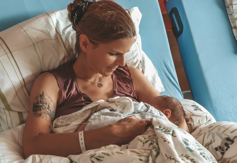 Piets Geburt babykindundmeer 22