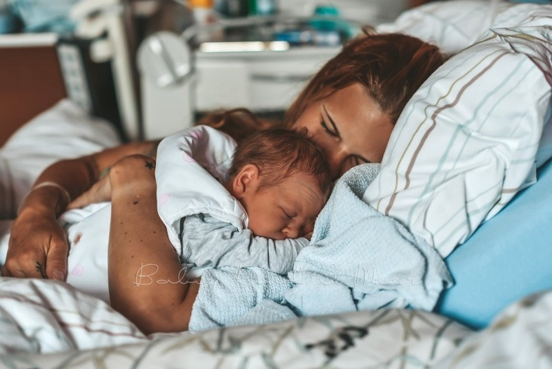 Piets Geburt babykindundmeer 33