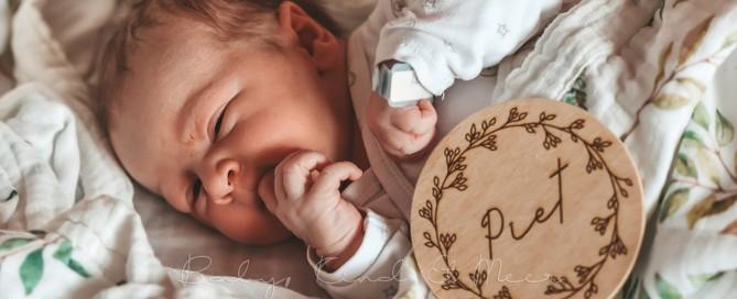 babykindundmeer Geburtsbericht Piet