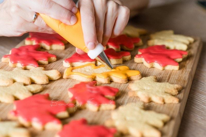 Rezept Herbst Keks Baum babykindundmeer 6