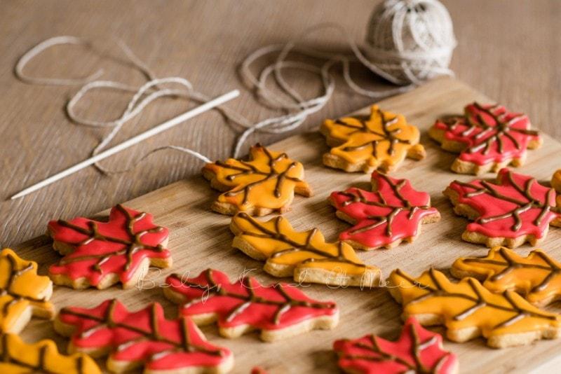 Rezept Herbst Keks Baum babykindundmeer 9