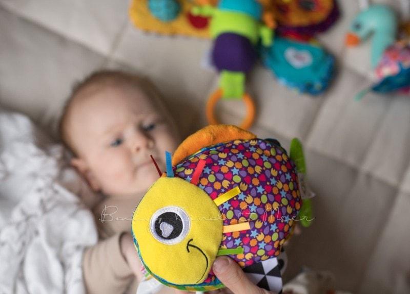Tomy Lamaze babykindundmeer 3