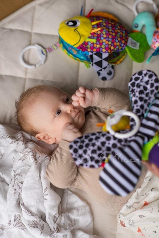 Tomy Lamaze babykindundmeer 6