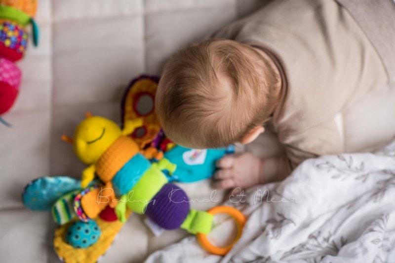 Tomy Lamaze babykindundmeer 9