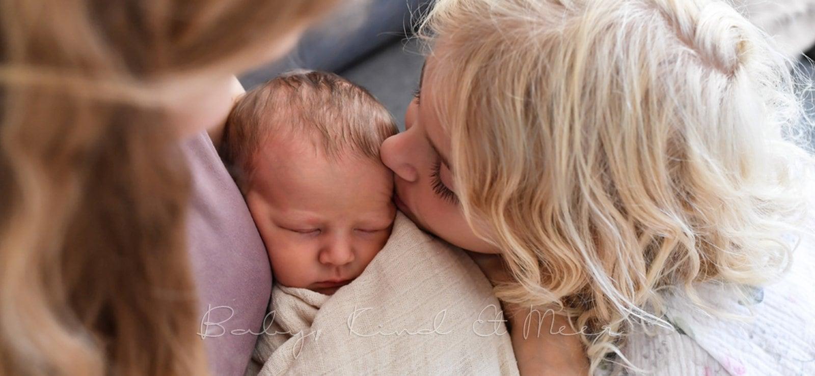 Wochenbett mit Baby Erfahrung