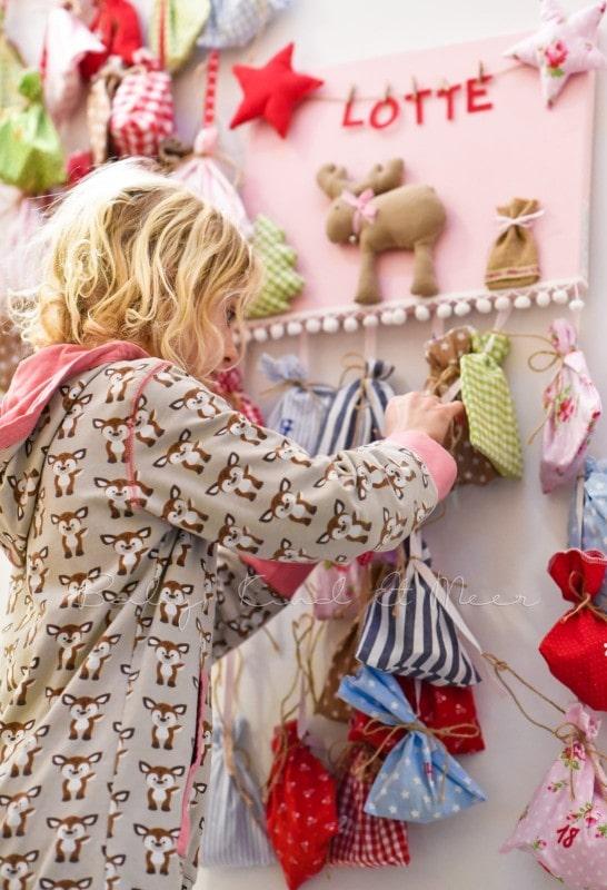 Ideen fuer Adventskalender Kinder babykindundmeer 1