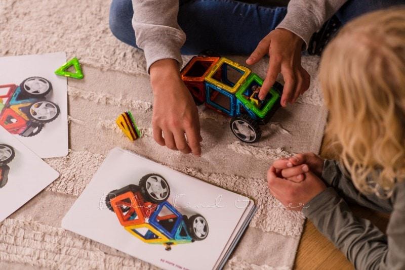 Magformers babykindundmeer 6