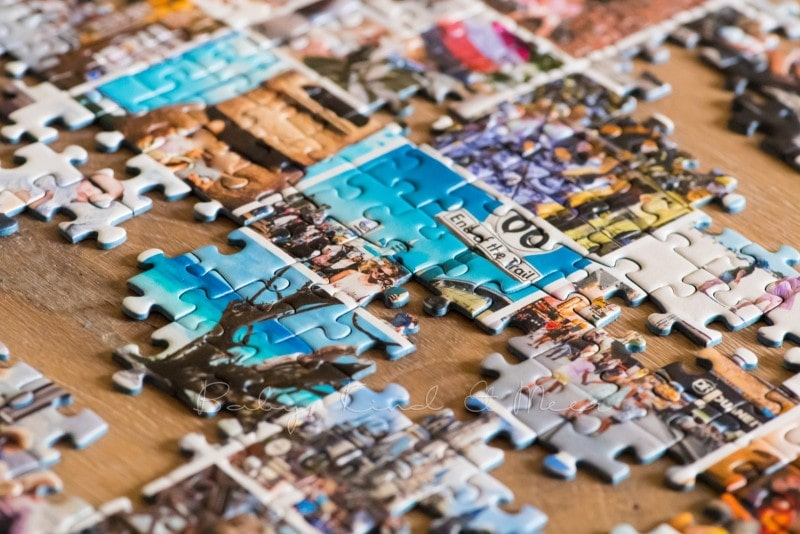 Fotocollage Puzzle selber machen fotopuzzle 6