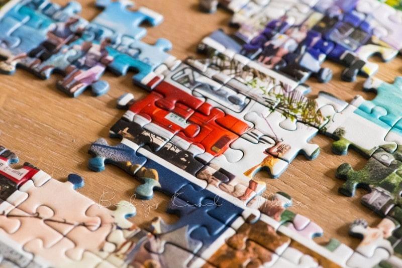 Fotocollage Puzzle selber machen fotopuzzle 7